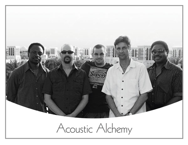 Acoustic Alchemy - Photo of the Band
